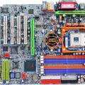 GIGABYTE SOCKET 478 GA-8PENXP: 1/1, 1024x860