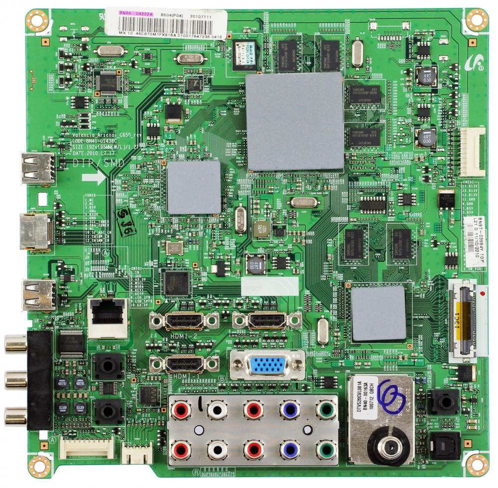 SAMSUNG LCD TV LN46C670M1FXZA