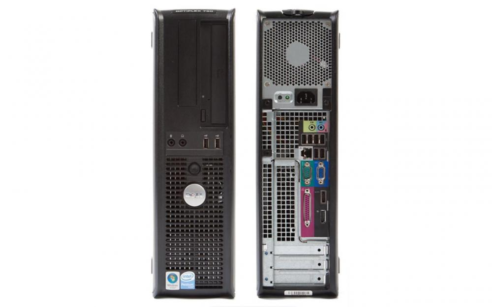 Dell OptiPlex XE Western Digital WD1600AAJS-75M0A0 64x