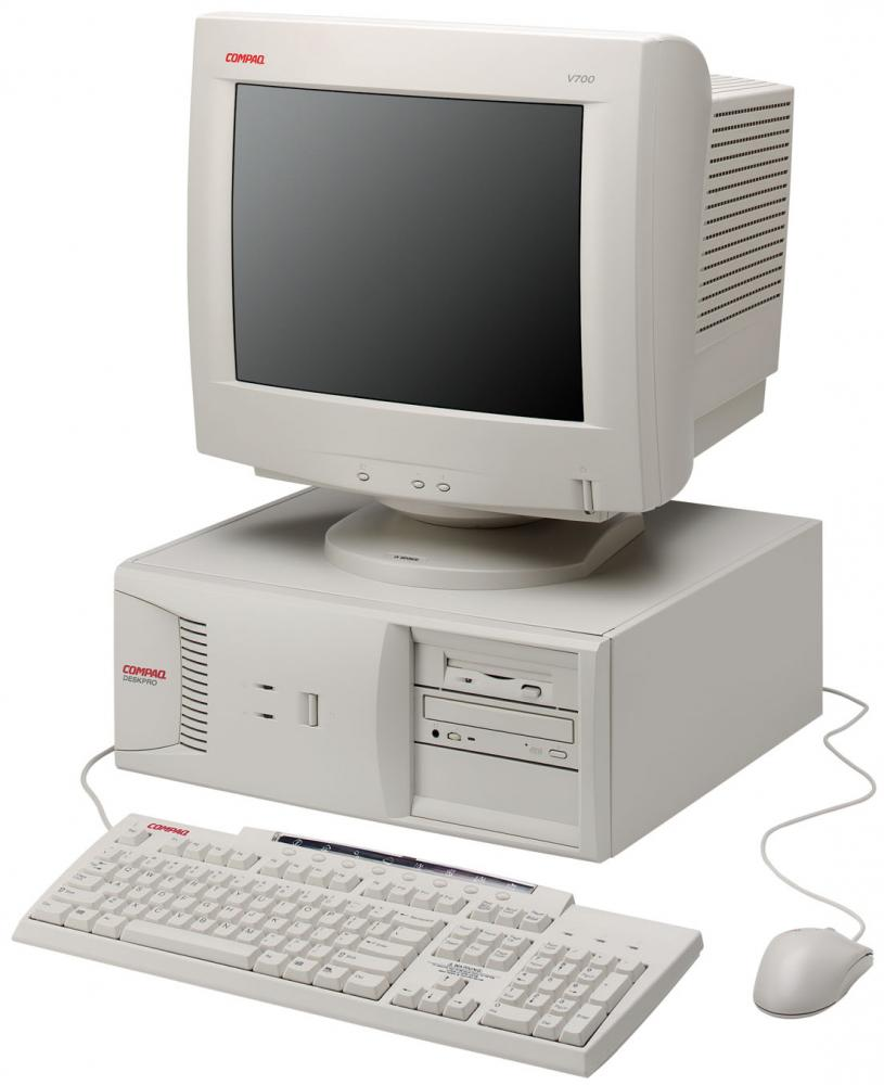 HP COMPAQ DX1000 MICROTOWER PC — Download drivers