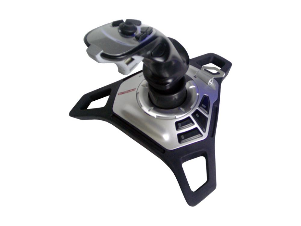 how to connect freedom 2.4 cordless joystick