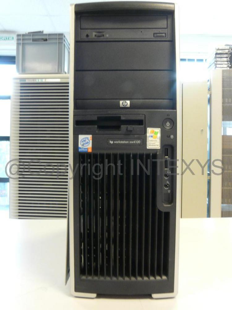 HP WORKSTATION XW4100 SCSI DRIVERS FOR WINDOWS VISTA