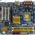 GIGABYTE SOCKET 775 GA-8I945GZME-RH: 1/1, 1070x1024
