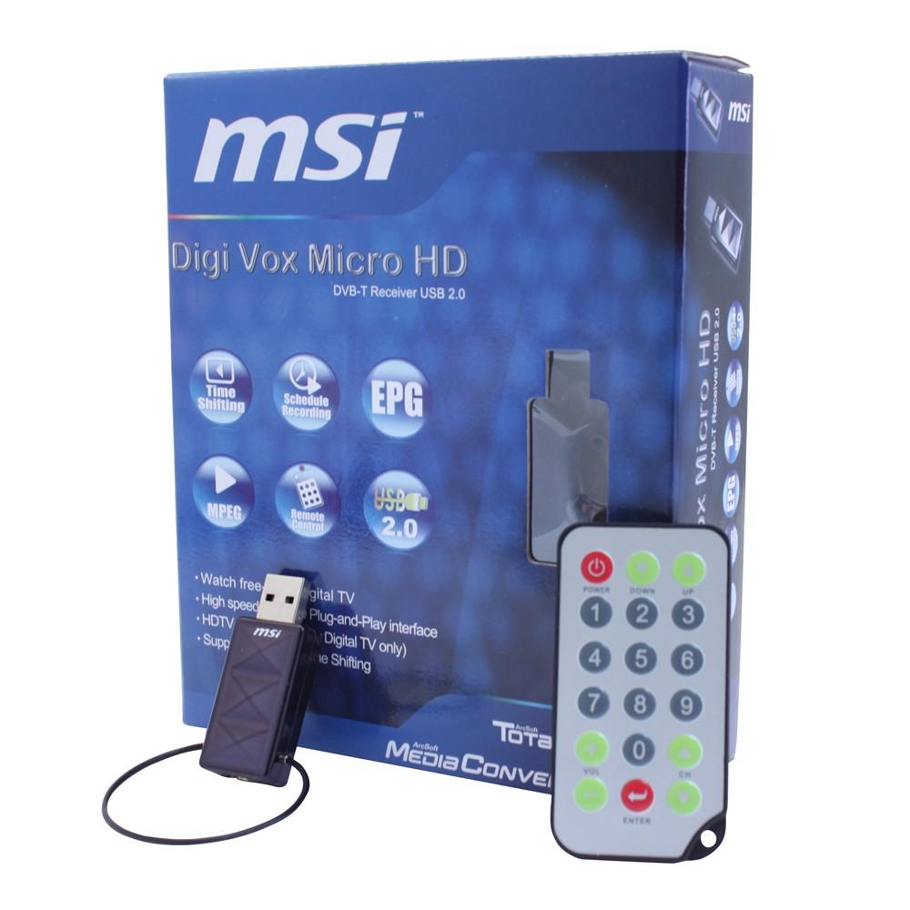 msi tv@nywhere driver download